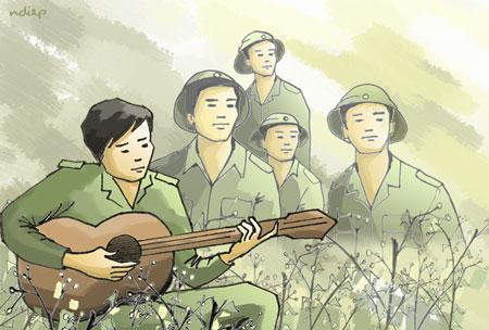 bai tho dong chi
