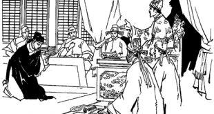 Lê Hữu Trác chữa bệnh cho Trịnh Cán