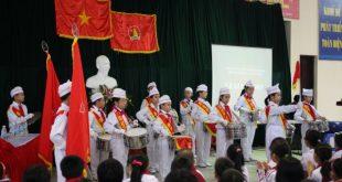 Lễ kết nạp đội viên