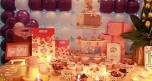 Đề bài: Kể lại bữa tiệc sinh nhật của em
