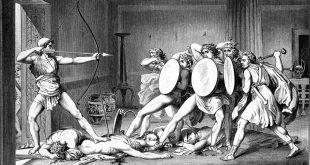 Uy-lít-xơ đã giết chết những kẻ đến cầu hôn